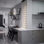 嘉荷寓 | 极简美学,还原家的定义——厨房图片