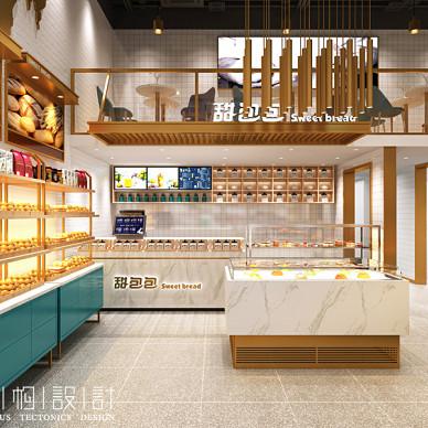 北京_甜包包烘焙店设计_3817804