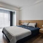 灰度—90平米现代简约——卧室图片