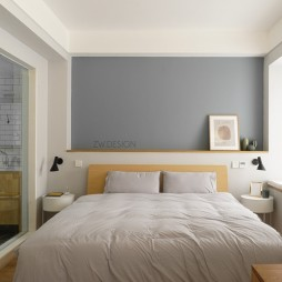 小卧室变大套间——卧室图片