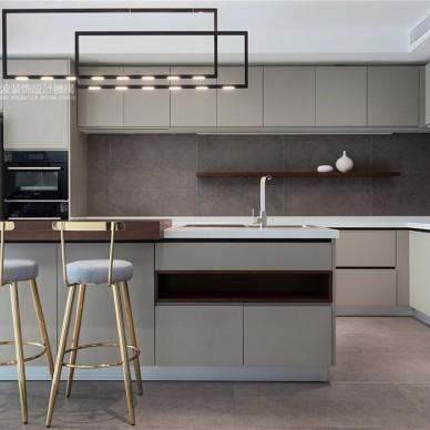 別墅裝修設計,日光傾城 ,演繹穩穩的幸福——廚房圖片