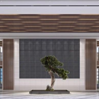 河南某企业办公楼设计_3823598