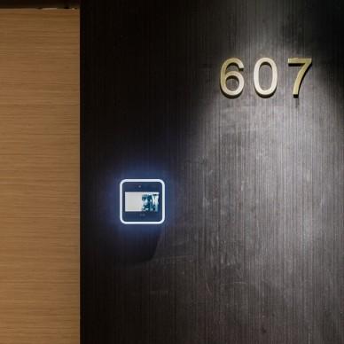 """现代与工业结合的""""可视化""""办公空间设计_3825241"""