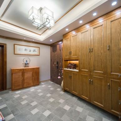 淘金山190m²中式  旧房翻新_3827087