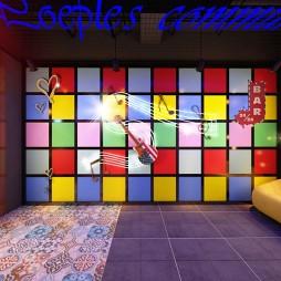 餐饮酒吧设计_3837341
