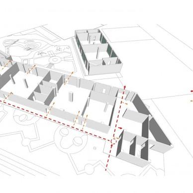 幼儿园设计|星际小蚂蚁幼儿园_3839004