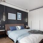 纯净苍穹,简而纯粹の家——卧室图片
