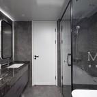 纯净苍穹,简而纯粹の家——卫生间图片