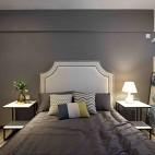 现代轻奢风——卧室图片