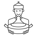 餐饮设计、室内设计:广州云门黄记煌_3846154