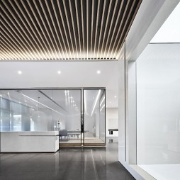 深圳鵬展匯廣場售樓部——入口圖片