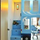 简爱---清新北欧风——儿童房图片