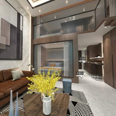 轻奢LOFT公寓设计_3860331