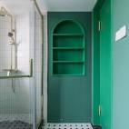 老破小變身時髦公寓,最「好色」屋主的家_3863060