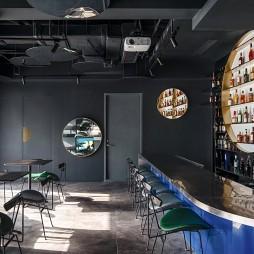 皓月当空 - 倾月酒吧 / 一持工作室——吧台图片