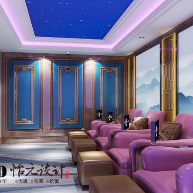 青岛吾悦汤泉设计案例展示_3893391