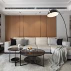 240㎡简约跃层,四口之家的理想生活——客厅图片