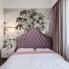 暖暖的新家——卧室图片