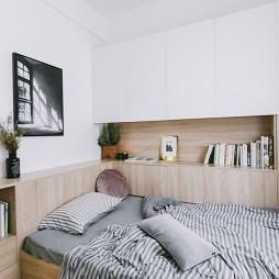 二手房改造,小空间照样逆袭——客卧图片