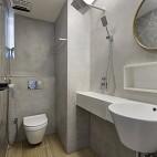 三房两猫—现代简约——卫生间图片
