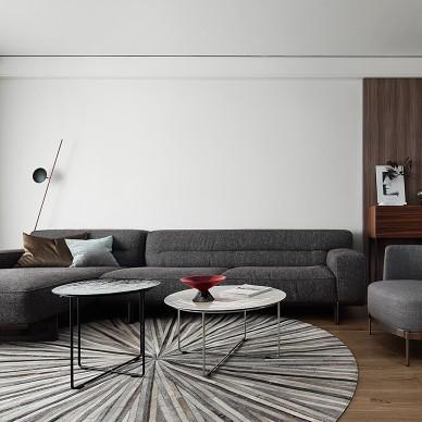 深白设计 黑白缄默,优雅的气质空间_3899294