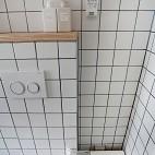 外置洗手盆营造室内中厅,打造甜蜜二人小家_3899644
