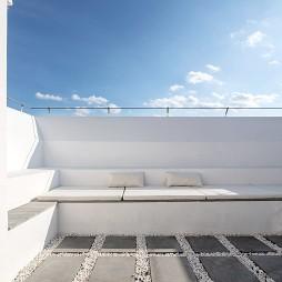 温州原木空间设计丨清韵——阳台图片