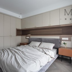 【一米家居】舒适温暖与空间的幸福对话——卧室图片