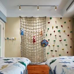 轻奢主义,恰到好处的精致——儿童房图片