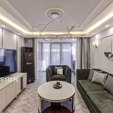 现代—复式轻奢住宅