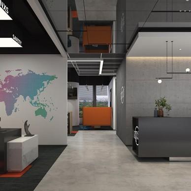 新与旧的融合  办公空间设计_3918847