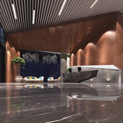 阿凡提电商公司办公室装修项目