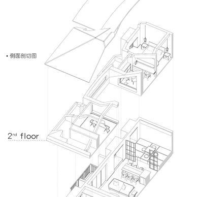 欢乐佳园装饰|215平异形复式空间大改造_3946422