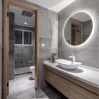 欢乐佳园装饰|215平异形复式空间大改造——卫生间图片