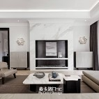 麥卡洛陳設 |現代簡約別墅豪宅——客廳圖片
