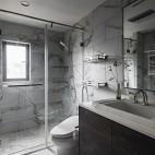 银色山泉-现代简约——卫生间图片