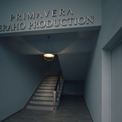 VERAHO婚礼策划展厅 | 现代简约——楼梯图片