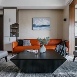 暖阳-现代简约——客厅图片