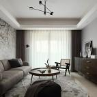 静 默-现代简约——客厅图片