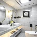 家有繁花似锦  其乐融也——卫生间图片