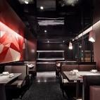 深圳餐厅设计【餐饮空间设计】虾胡闹餐厅_3952666