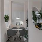 一野设计 — La Fleur·用心餐厅_3953887