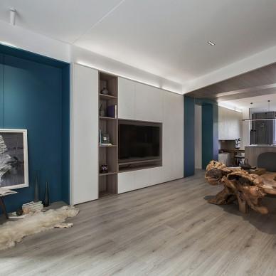 世博生态城——客厅图片