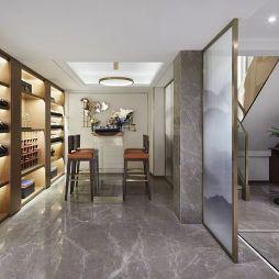 优雅的气质-中式现代——茶室图片