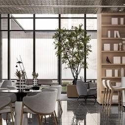 关于社区、空间、人的设计思考——餐厅图片