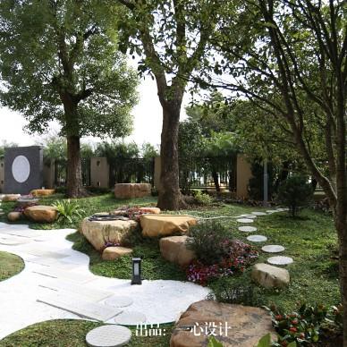 中式设计 | 青藤坊设计访谈:庭院_3973440