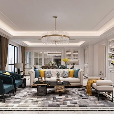 经典欧式住宅空间设计_3983034