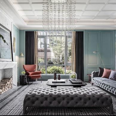 厦门保利当代半岛——客厅图片