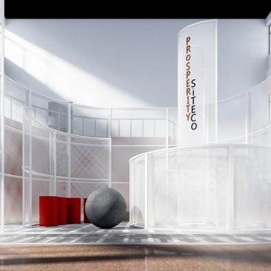 SITECO灯光展厅,沉浸式光影体验