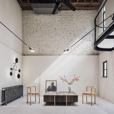 老洋房改造——茶室图片